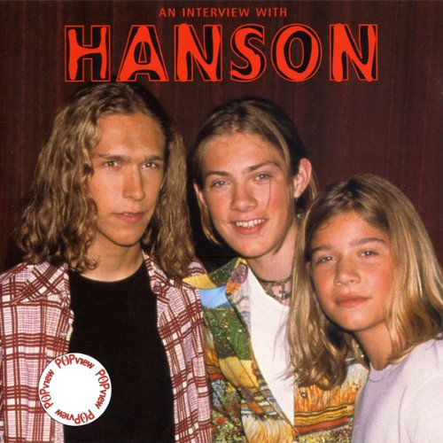 Hanson: A Rockview Audiobiography audiobook cover art