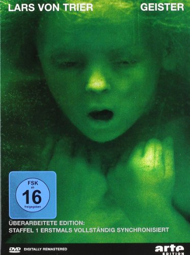 Lars von Trier - Geister (Arte Edition) [4 DVDs]