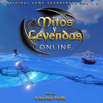 Mitos y Leyendas Online (Original Game Soundtrack, Vol. 2)