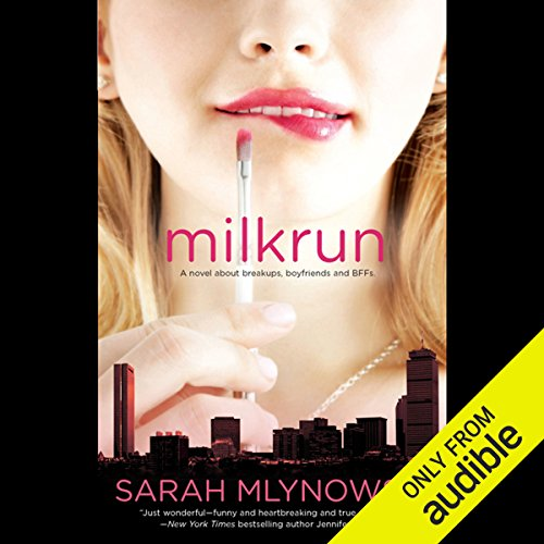 Milkrun audiobook cover art