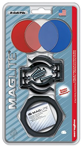 Mag-Lite ASXX376U Zubehör-Set für D-Cell Stablampen