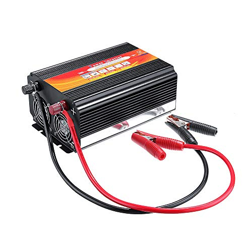 UMei 8000W Car Power Inverter DC 12V to 110V AC Converter with LCD Display Truck/RV Inverter for Home RV Camping Van Life Off Grid,US Stock
