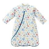 EsTong Unisex Baby Sleep Bag Wearable Blanket Cotton Sleeping Bag Long Sleeve Nest Nightgowns...