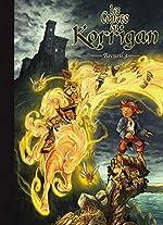 Les contes du Korrigan Receuil 3 - Tome 5, L'île d'émeraude; Tome 6, Au pays des Highlands d'Erwan Le Breton