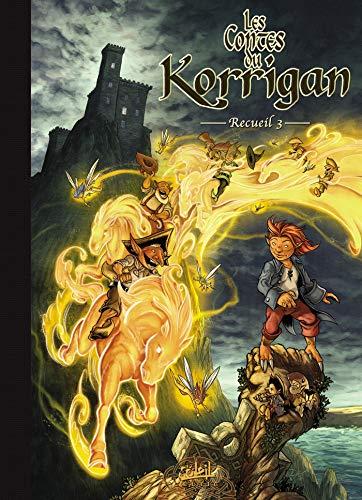 Les contes du Korrigan Receuil 3: Tome 5, L'île d'émeraude; Tome 6, Au pays des Highlands