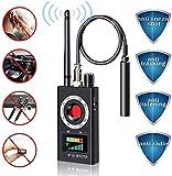 Anti Spy Detector & Camera Finder RF Signal Detector GPS Bug Detector Hidden Camera Detector for GSM Tracking Device GPS Radar Radio Frequency Detector