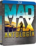 Pack Mad Max 1-4 Black Metal Edition Blu-Ray [Blu-ray]
