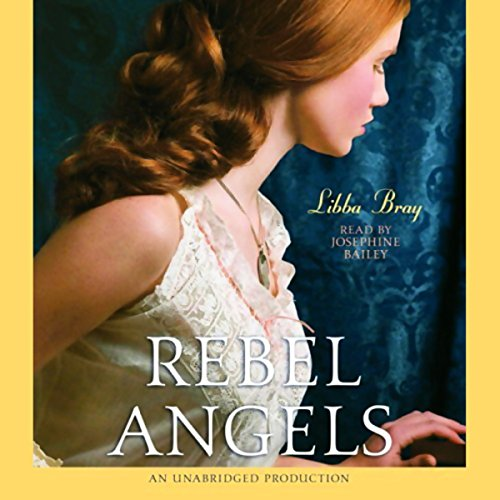 Rebel Angels audiobook cover art