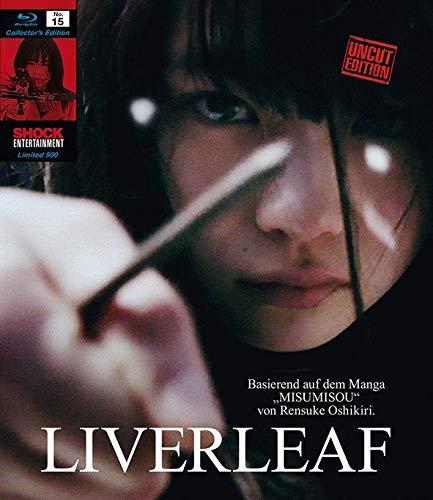 Liverleaf - Limited Edition auf 500 Stück - Uncut - Stecktasche [Blu-ray]