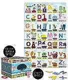 Zoom IMG-2 liscianigiochi montessori alfabeto tattile 72446