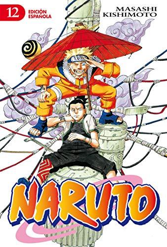 Naruto nº 12/72 (Manga Shonen)