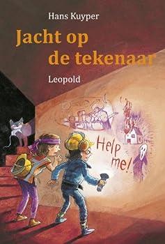 Hardcover Jacht op de tekenaar (Merel en Melle) (Dutch Editi [Dutch] Book