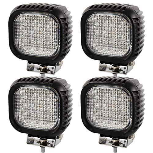 BRIGHTUM 4 X 48 W CREE LED 4.5 inch Offroad Faro da lavoro bianco 12 V 24 V rotonda riflettore worklight faro luce del lavoro SUV UTV ATV lampada lavoro trattore escavatore camion auto