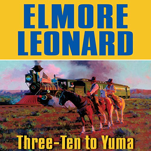 3:10 to Yuma audiobook cover art