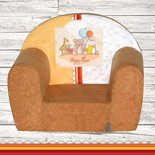 mini-fauteuil Club Bambino Fortisline Happy Place, W387 _ 01