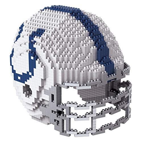 Indianapolis Colts NFL Football Team 3D BRXLZ Helm Helmet Puzzle …