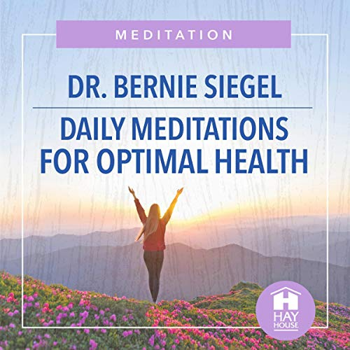 Daily Meditations for Optimal Health  By  cover art