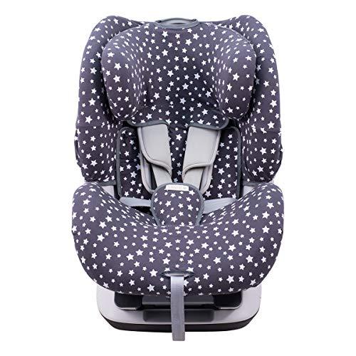 JANABEBE Funda para Chicco Seat Up 0 1 2 y YOUniverse (Winter Sky)