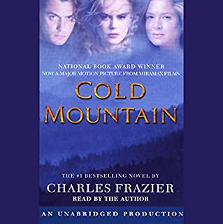 Cold Mountain audiobook cover art