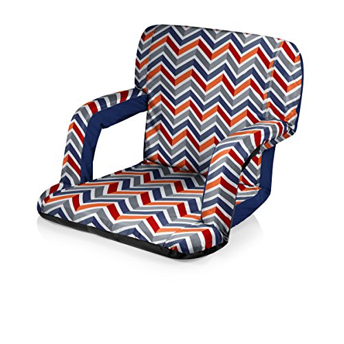 ONIVA - a Picnic Time Brand Ventura Reclining Stadium Seat, Vibe Collection