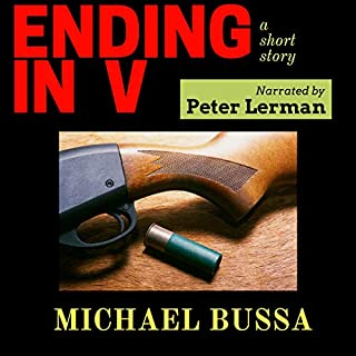 Ending In V audiobook cover art