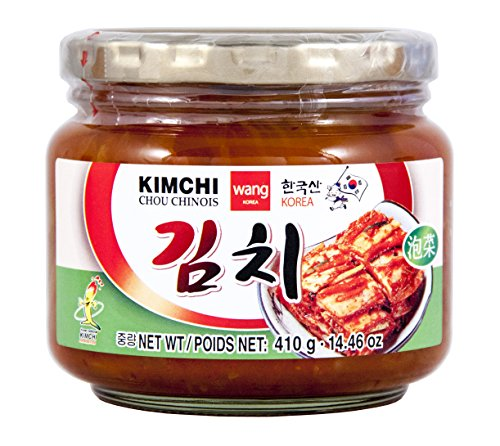 WANG Paquete de Kimchi de 1 x 410 Gr 410 g
