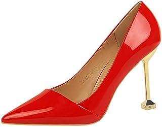 BalaMasa Womens APL12203 Pu Heeled Sandals