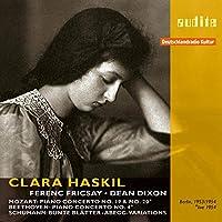 Clara Haskil Plays Mozart, Bee