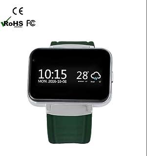 Reloj Deportivo con Podómetro con Recordatorio Inteligente Contador de Calorias Fitness Tracker con Monitor de sueño Control de Cámara Rastreador de Salud Reloj Inteligente para iPhone iOS Android