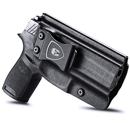 P320 Holster, IWB Kydex Holster Fit: Sig Sauer P320 Full...