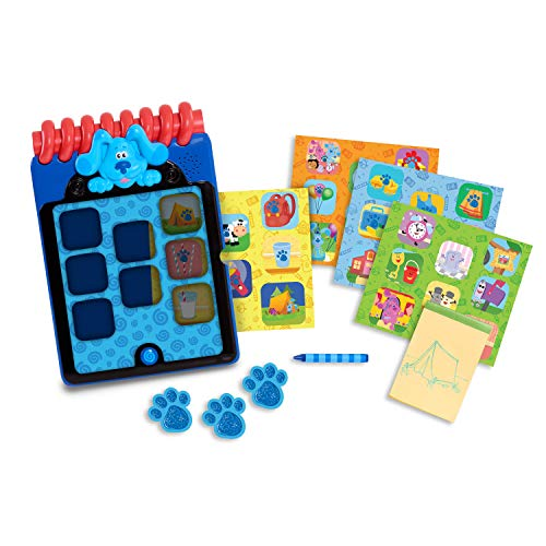 Blue's Clues & You! Ultimate Handy Dandy Notebook, Multi-Color (49661)