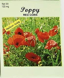 Set of 50 Flower Seed Packets! Flower Seeds in Bulk (50, Poppy)