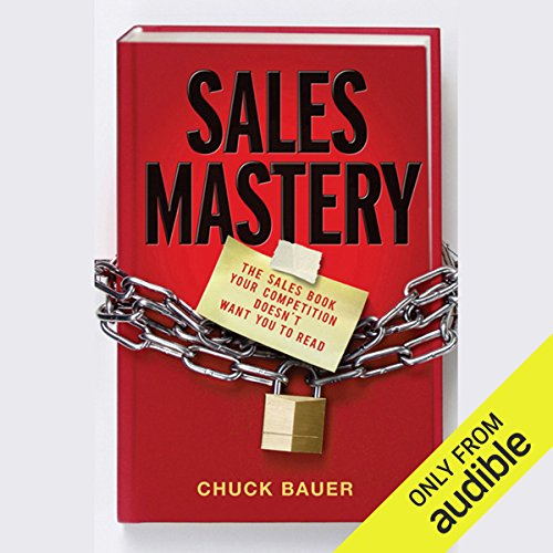 Sales Mastery audiobook cover art