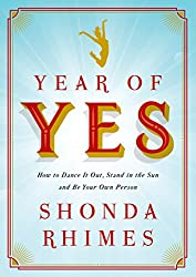 Year of Yes book by Shonda Rhimes