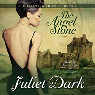 The Angel Stone audiobook cover art