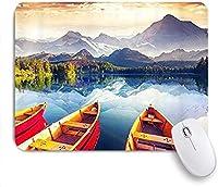 マウスパッド Mouse Pad Fancy Sky Sailing Night Adventure Mousepad Non-Slip Rubber Base for Computers Laptop