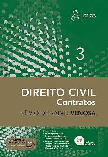 Direito Civil: Contratos - Vol. 3