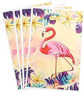40 unids Bolsas flamencos para invitad@s Fiesta,chuches Recuerdos Invitaciones a cumples,
