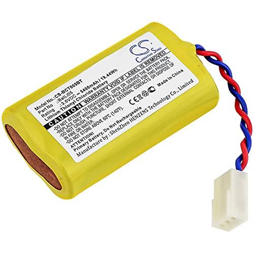 MTU01X 6V 200mAh Allarme batteria MTU01X per telefono DAITEM Li Ion 3