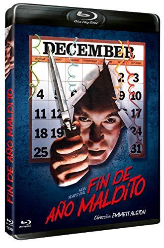 Fin de Año Maldito BD 1980 New Year's Evil [Blu-ray]