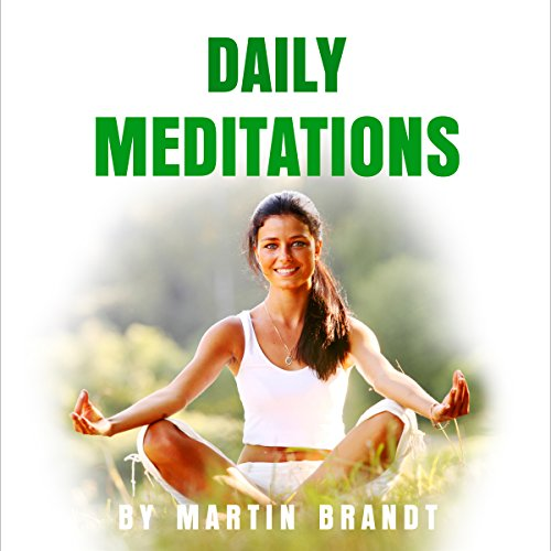 Daily Meditations audiobook cover art