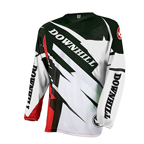 UGLYFROG Designs Downhill Jerset Mountain Bike Wear Maillot Bicicleta Hombre Manga Larga...