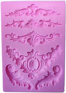 Generic Silicone Fondant Cake Decorating Mould Chocolate Mold Diy Sugarcraft Tools Xmas Embellishments