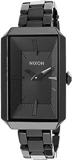 Nixon Paddington Watch - Women's All Black, One Size