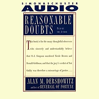 Reasonable Doubts cover art
