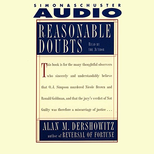 Reasonable Doubts cover art