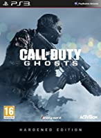Call of Duty: Ghosts Hardened Edition (PS3) (輸入版)