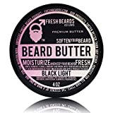 'Black Light' Beard Butter