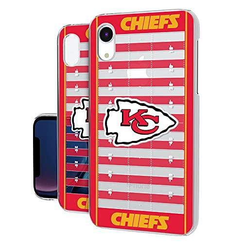 Strategic Printing Kansas City Chiefs iPhone Clear Field Design Case
