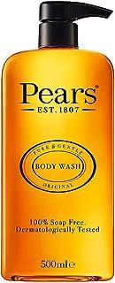PEARS Pure & Gentle Body Wash Original, 500 ml